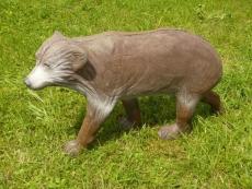 3D-Ziel Kleiner Braunbär laufend