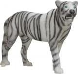3D-Ziel Weißer Tiger